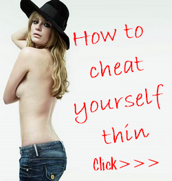 Cheat Yourself Thin
